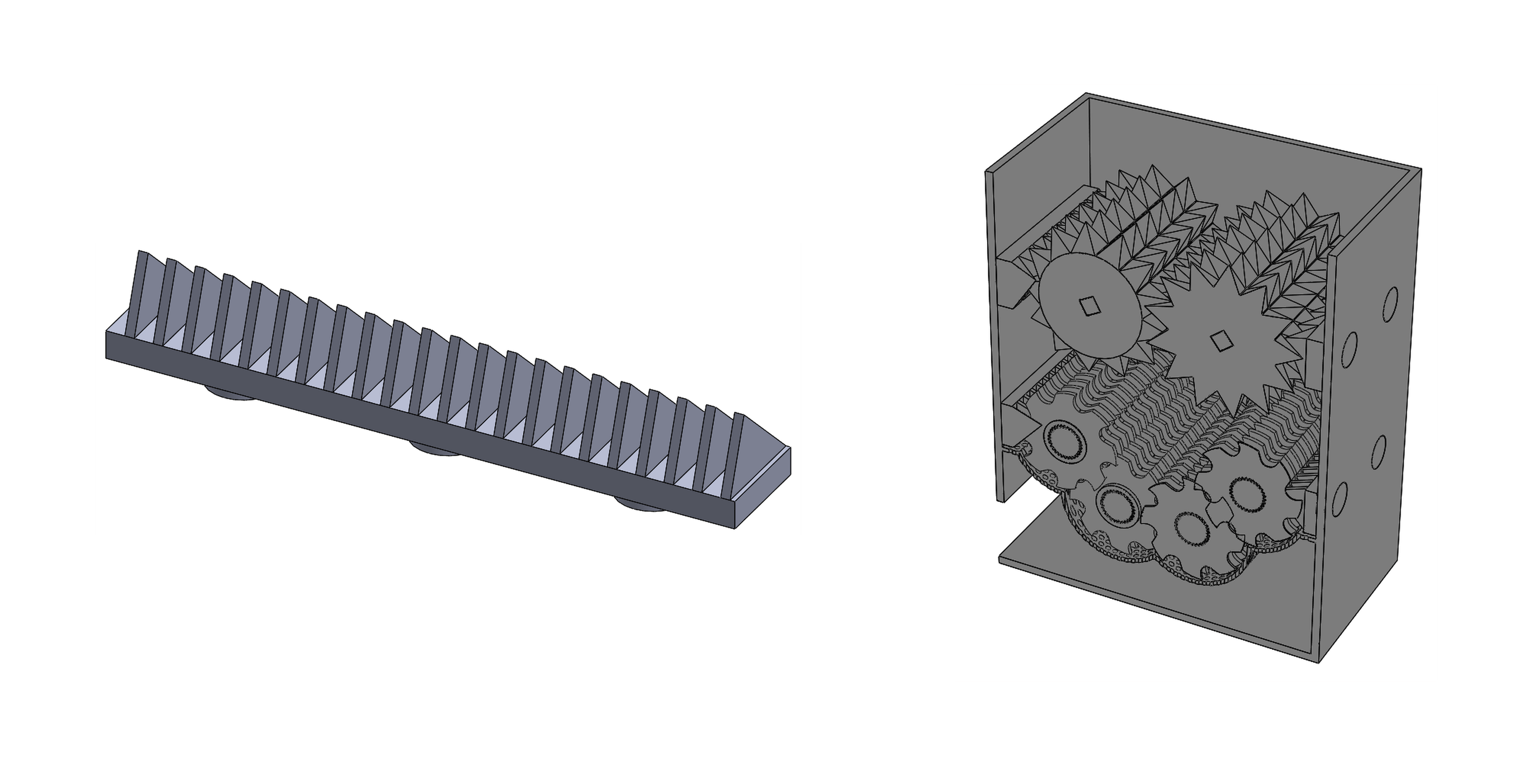 Secondary Spikes Assembly
