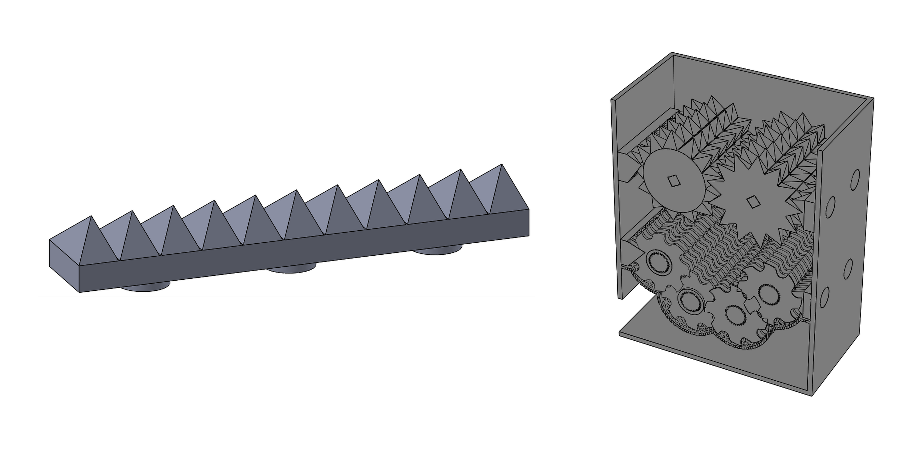 Spikes Assembly